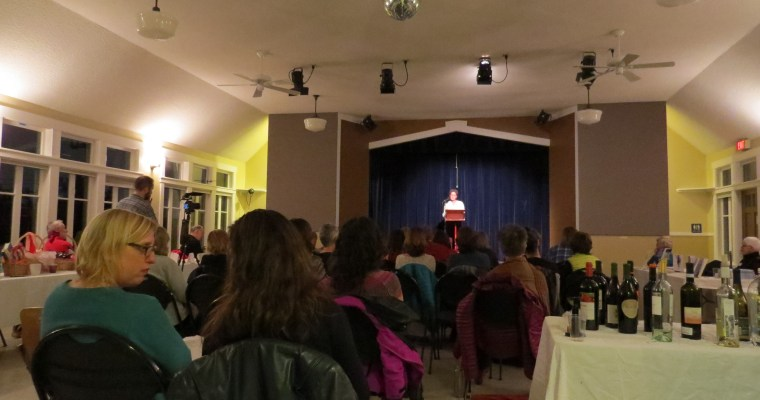 Ballard Authors Read New Work 2/15/19
