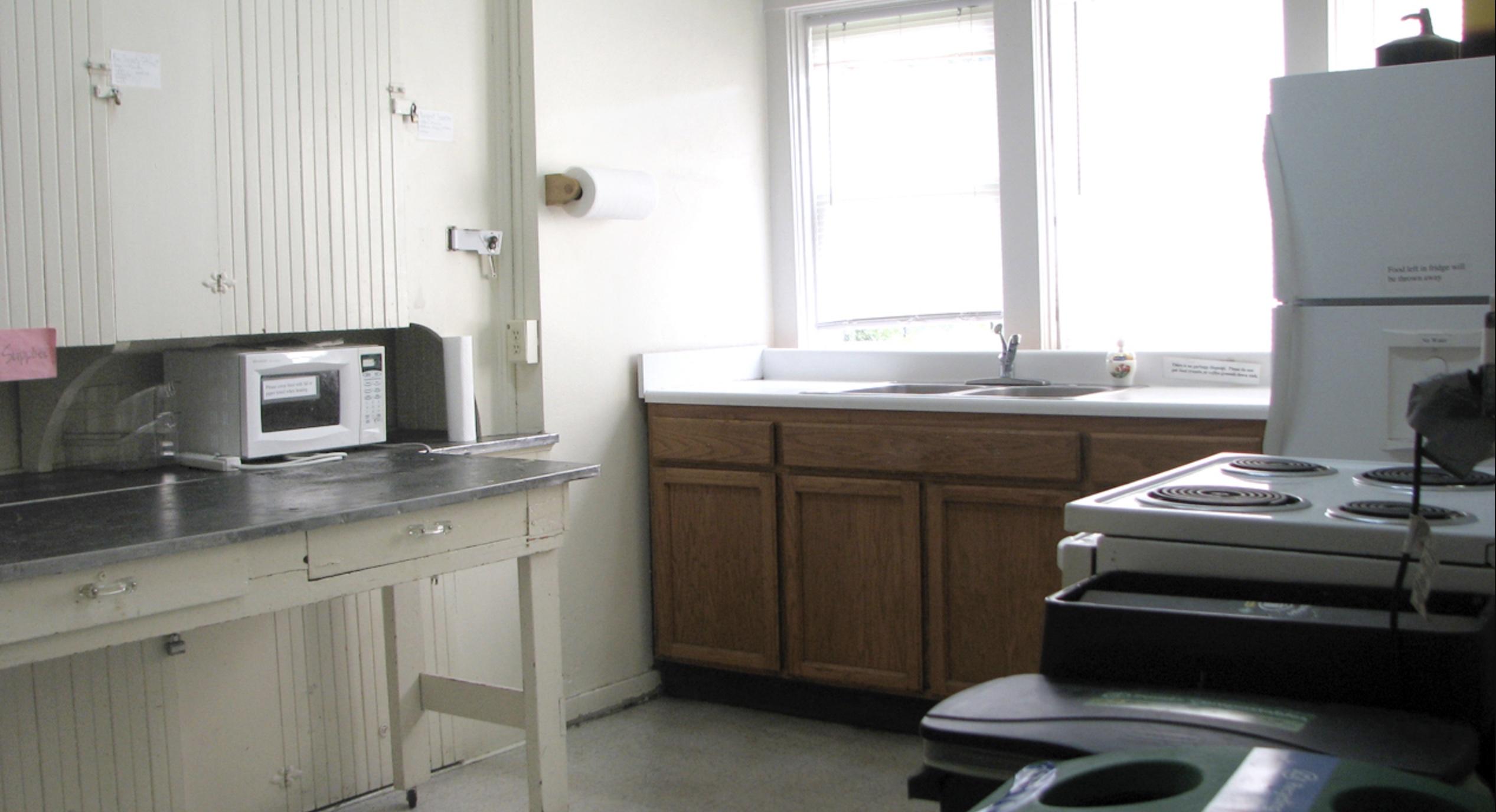 Kitchen in Lower Hall