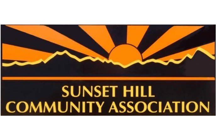 Sunset Hill Community Association logo