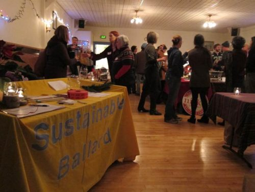 Barter Fair and Holiday Party 12/9/18