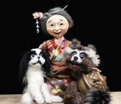 """Thistle Theatre's """"Magic Teakettle – Japan"""" March 16 and 17, 2019"""