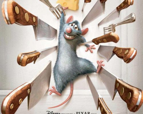 Kids' Movie Night 11/15/19: Ratatouille