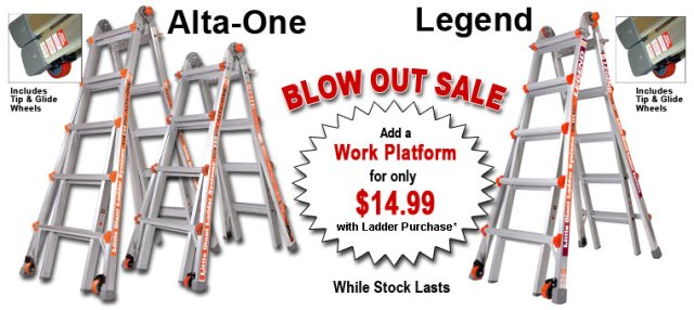 Buy Little Giant Ladders at LadderDepot.com