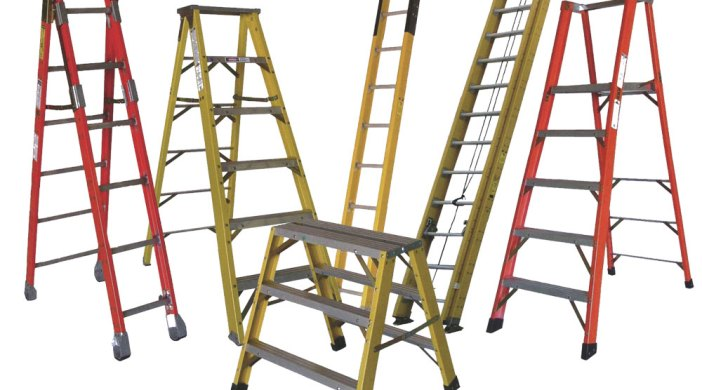 how to maintain your fiberglass ladder