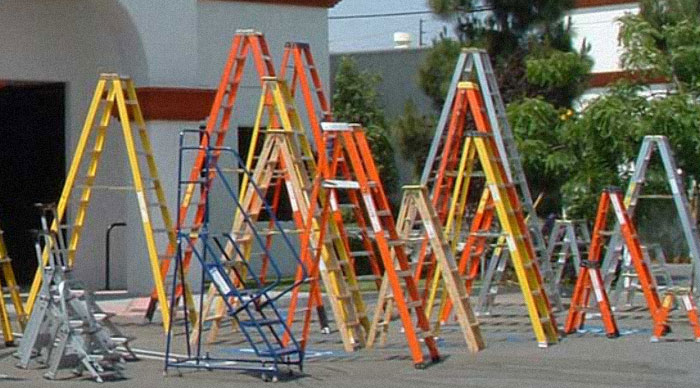 buy all major brand ladders