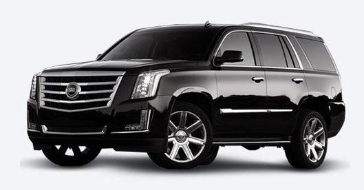 Luxury cadillac escalade Suv car service sunset limo hamptons