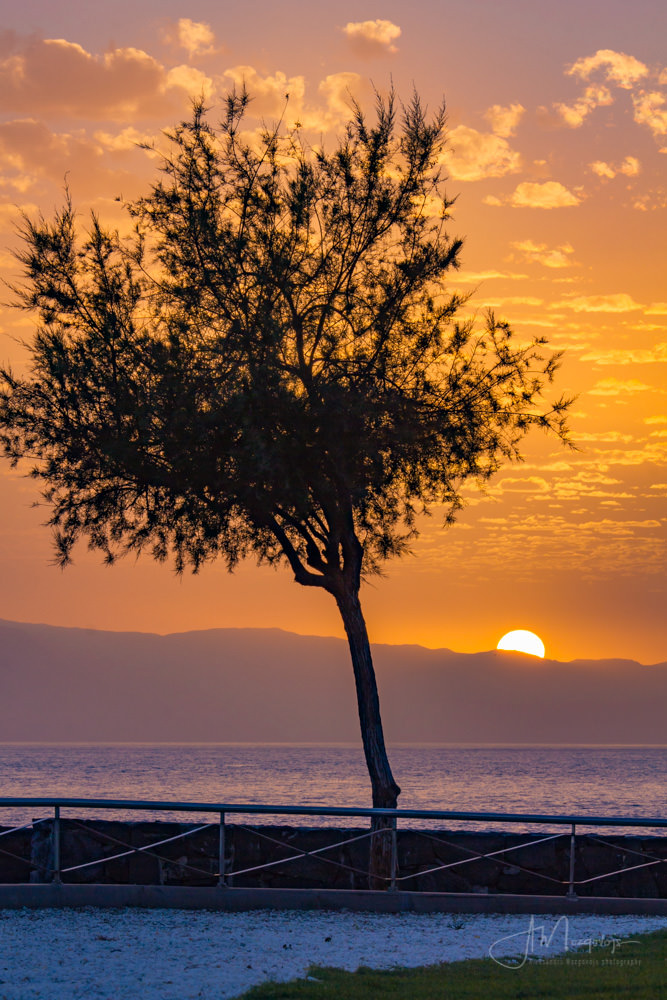 Sunset in Alcala