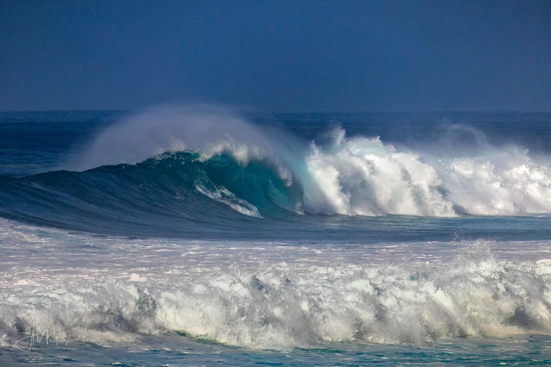 Волны на Эль Сокорро
