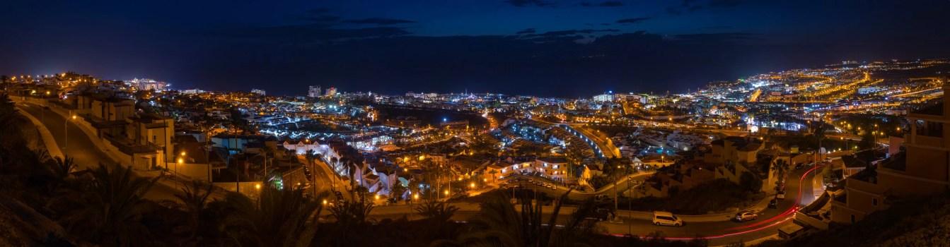 Ночной Коста Адехе