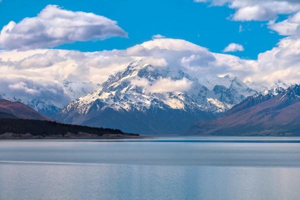 Аораки Гора Кука