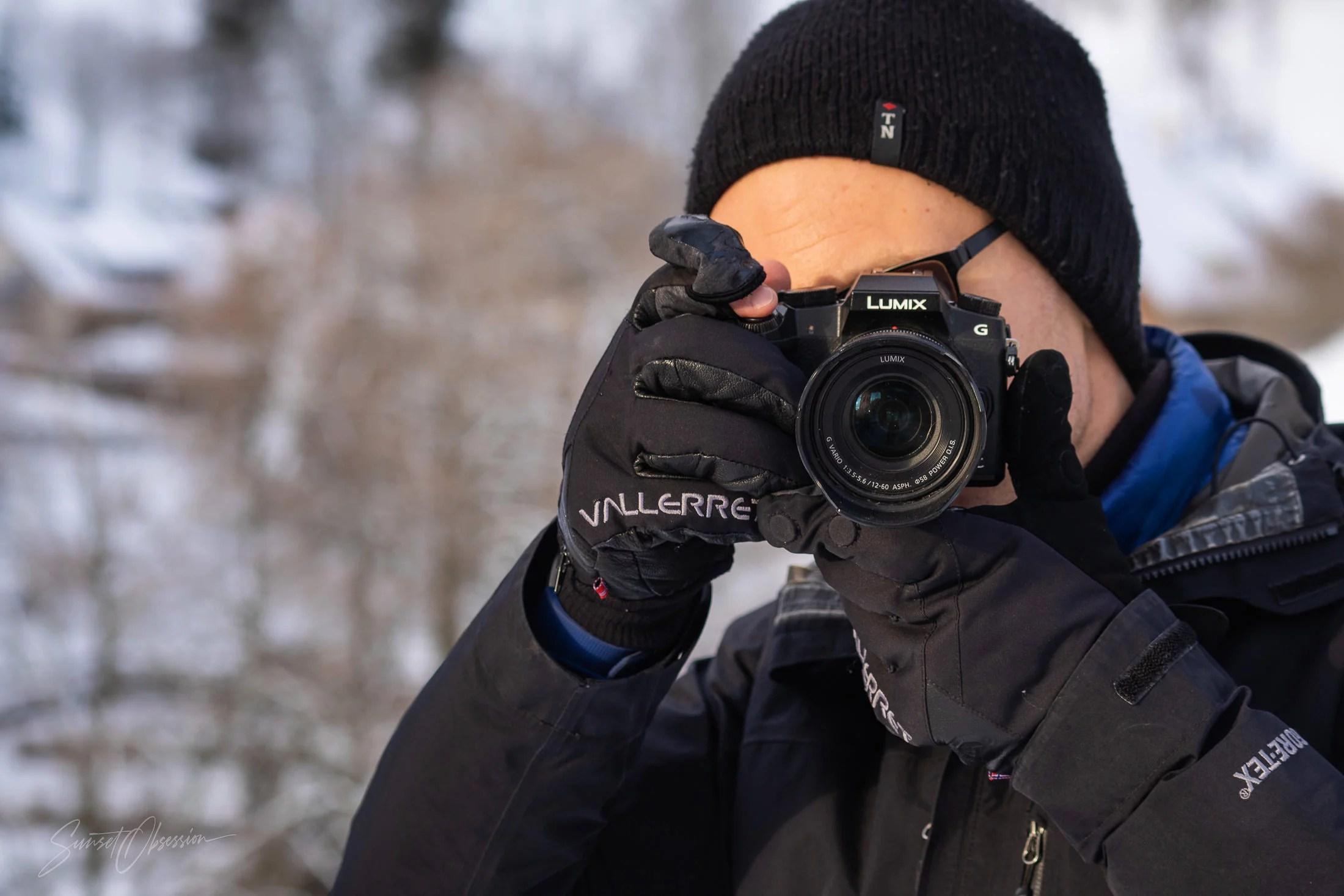 Несмотря на все их недостатки, Vallerret Ipsoot -  мои любимые перчатки для зимних фото-поездок