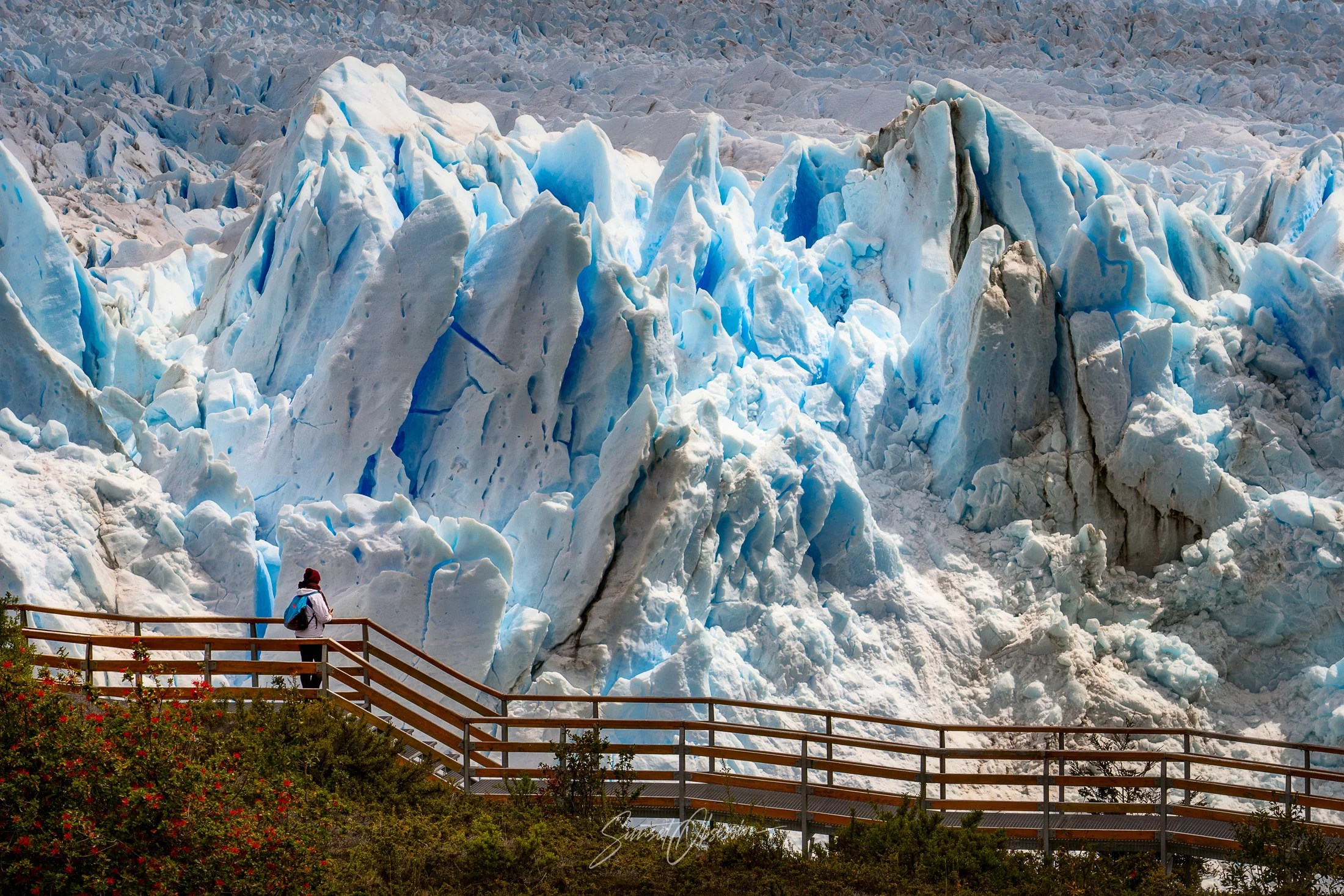 Perito Moreno glacier is still one of the best landscape photography locations in Patagonia