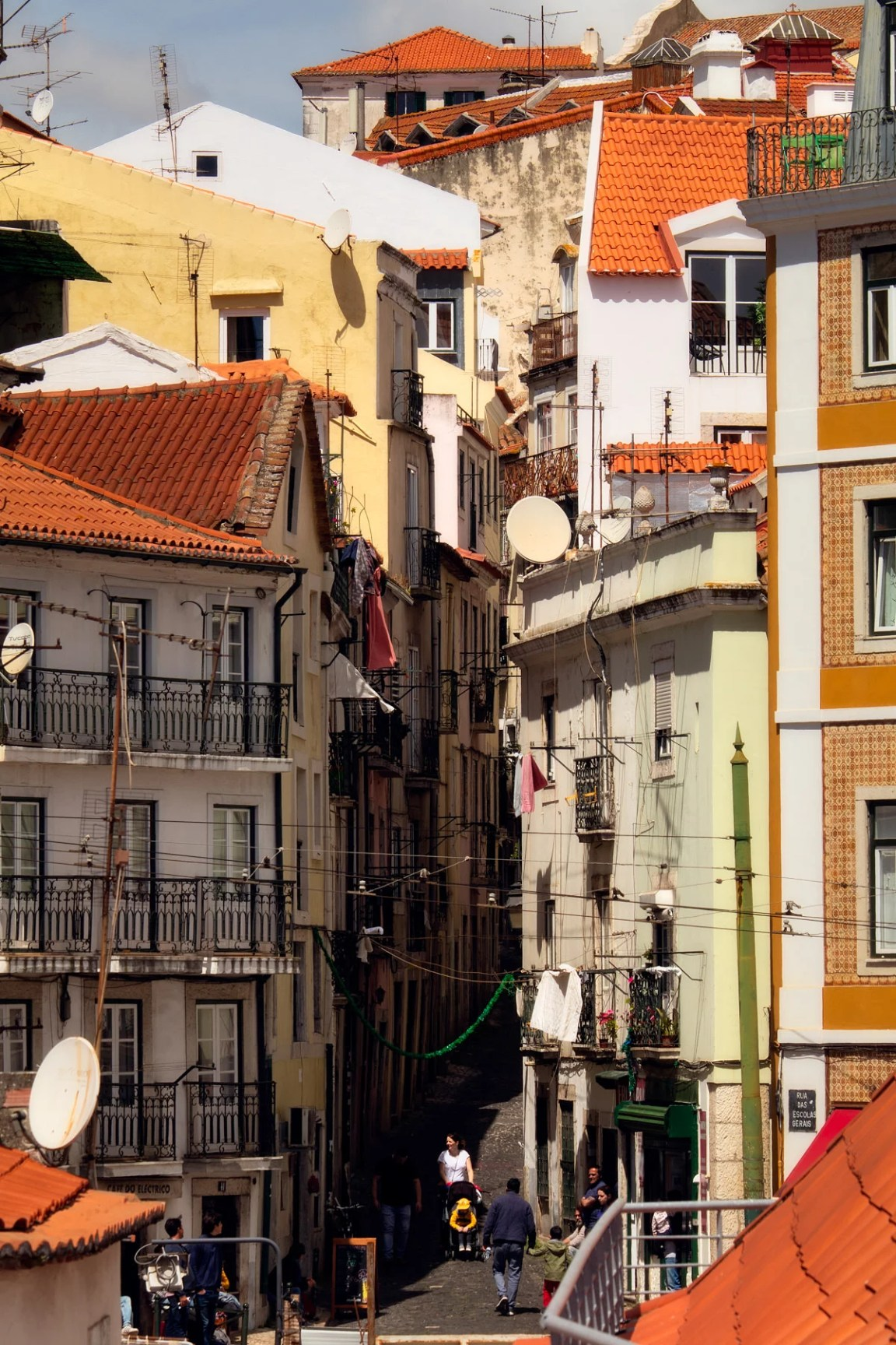 The streets of Lisbon conclude our Lisbon photography guide