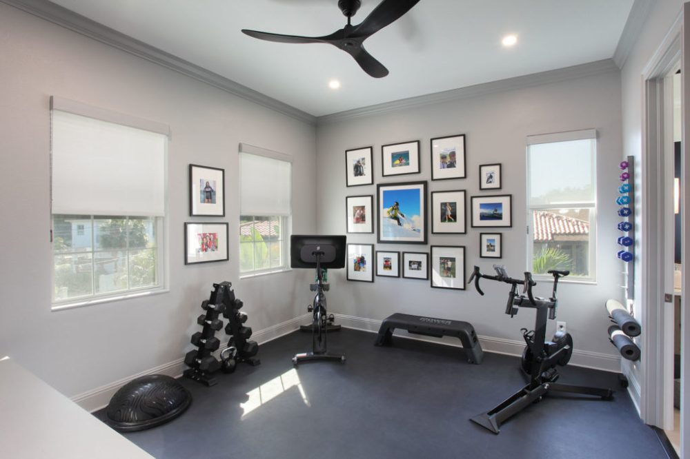 Davis Islands South Tampa Waterfront Exercise Room