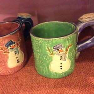 pottery, calabash art gallery, sharon dodge