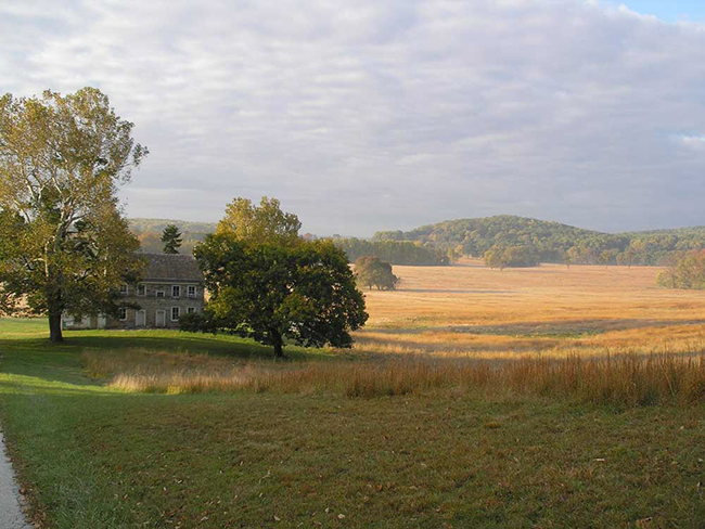 Valley Forge Nationa Historic Park