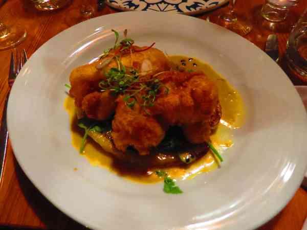 Chapito restaurant