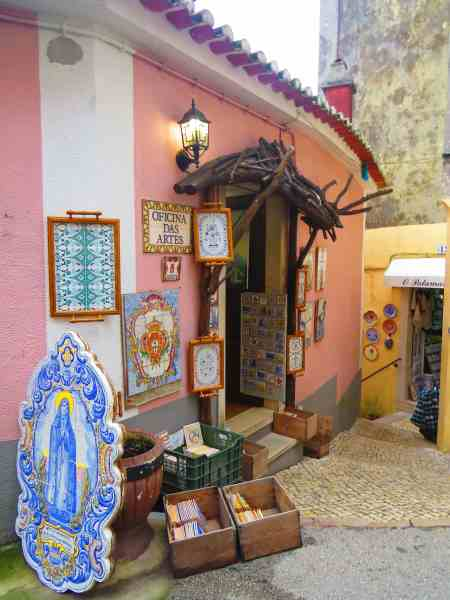 Sintra Traditional Shop