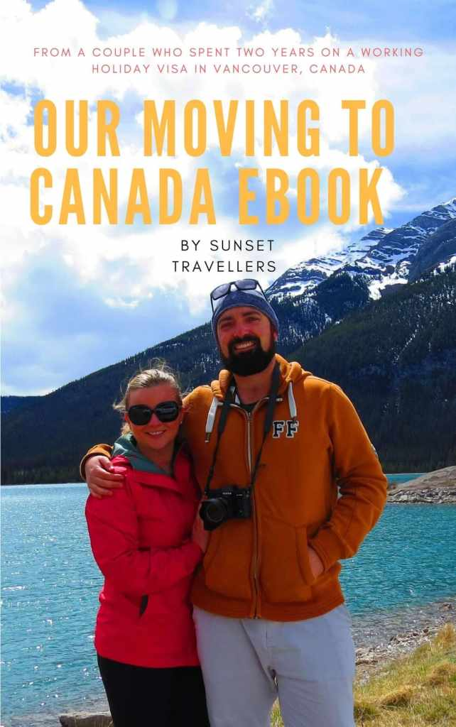 Moving to Canada ebook
