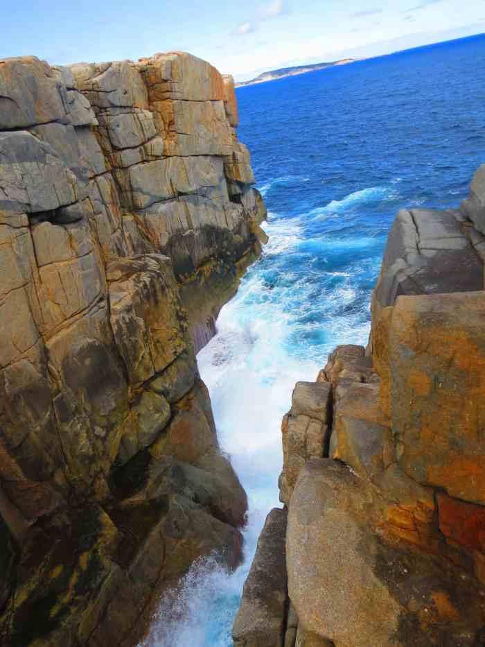 Albany Gap & Natural Bridge View - Perth to Melbourne road trip guide