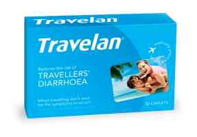 Travelan cure for bali belly
