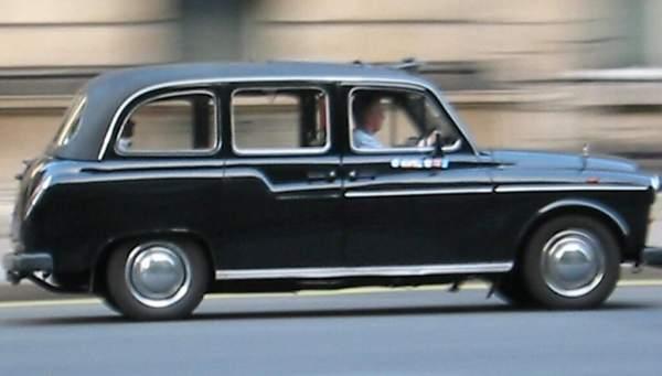 Black Taxi Tour Ireland