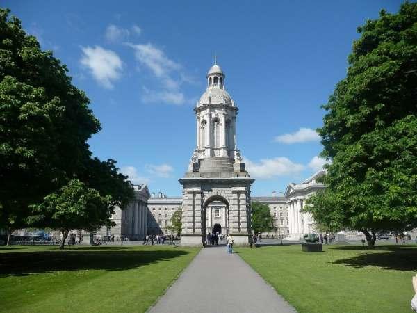 Ireland Famous University
