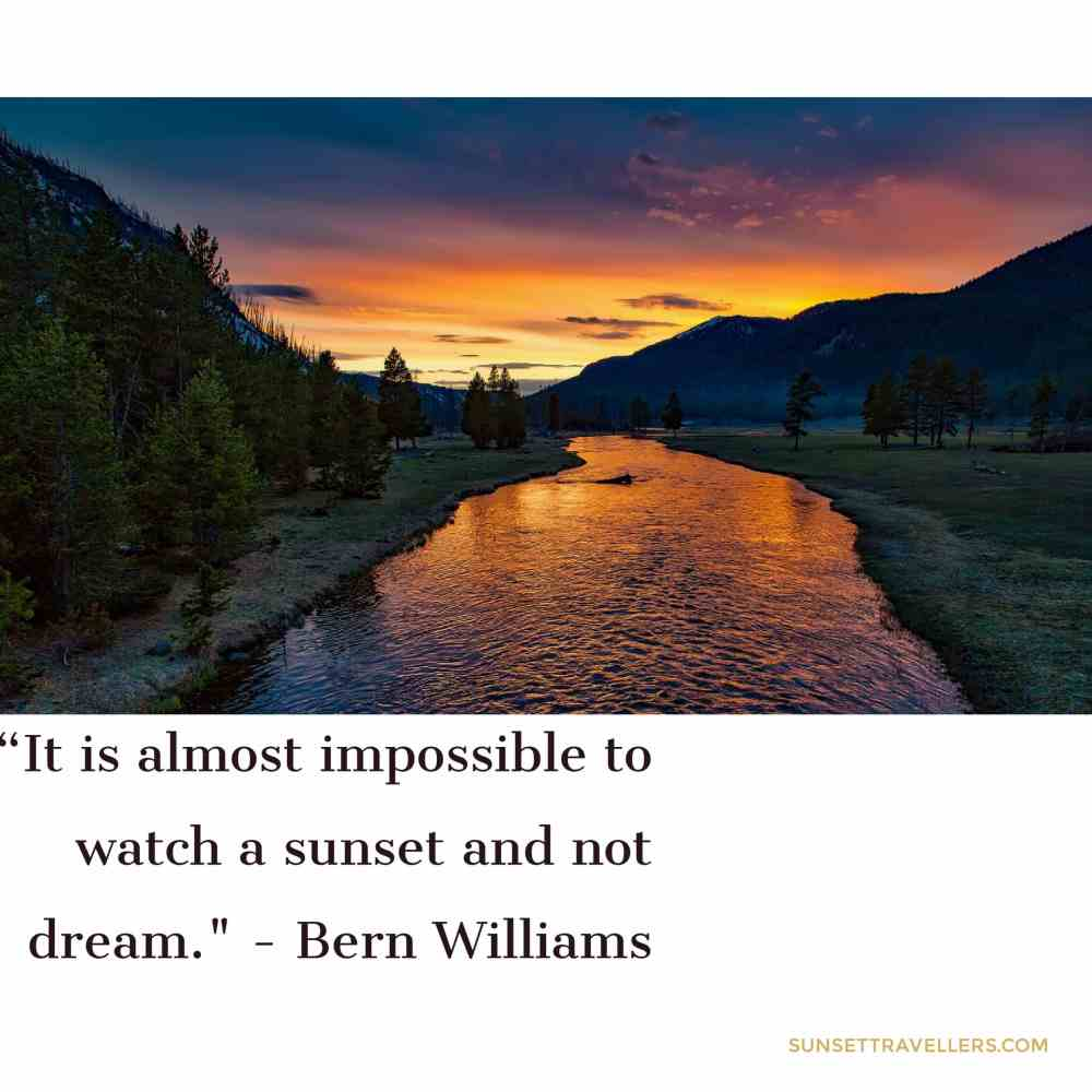 Best 30 Sunset Quotes To Reflect On Plus Romantic Quotes About Sunsets