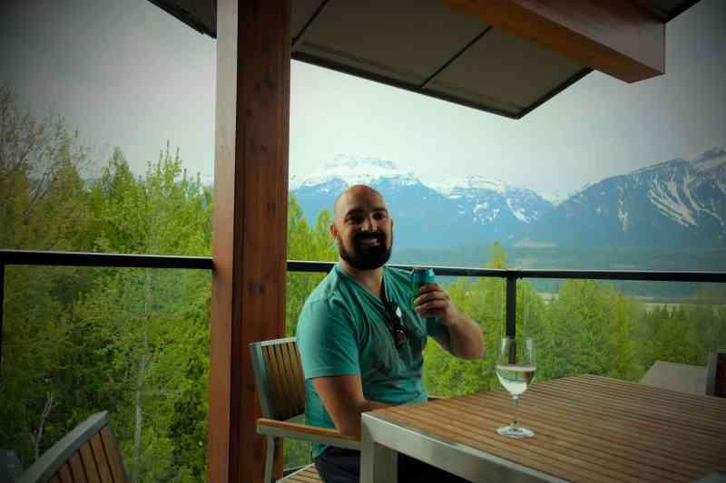 Canadian rockies road trip stop 2 Revelstoke