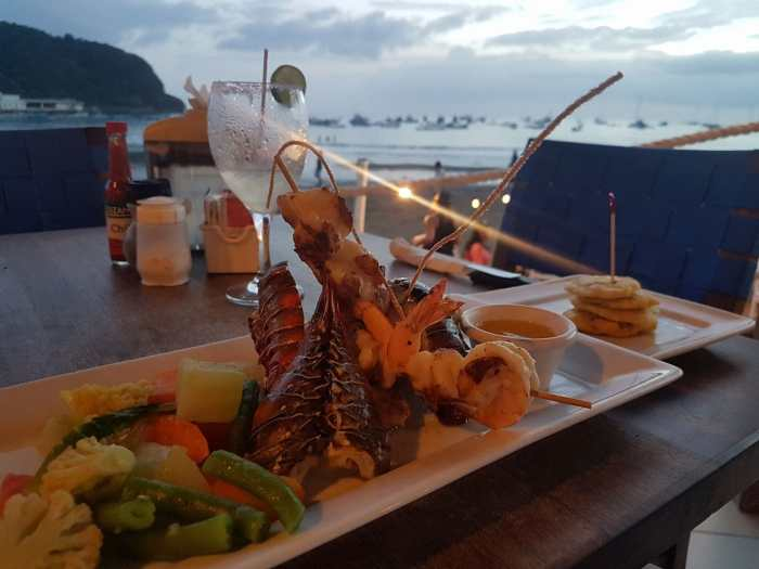 El Timon restaurant seafood. Things To Do In Nicaragua