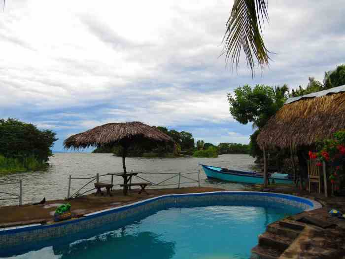Go island hopping in lake Granada -Things To Do In Nicaragua