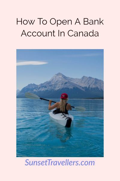 How to easily open a bank account in Canada