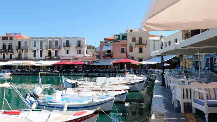 10 Breathtaking Places To Visit In Crete This Year - Rethimno