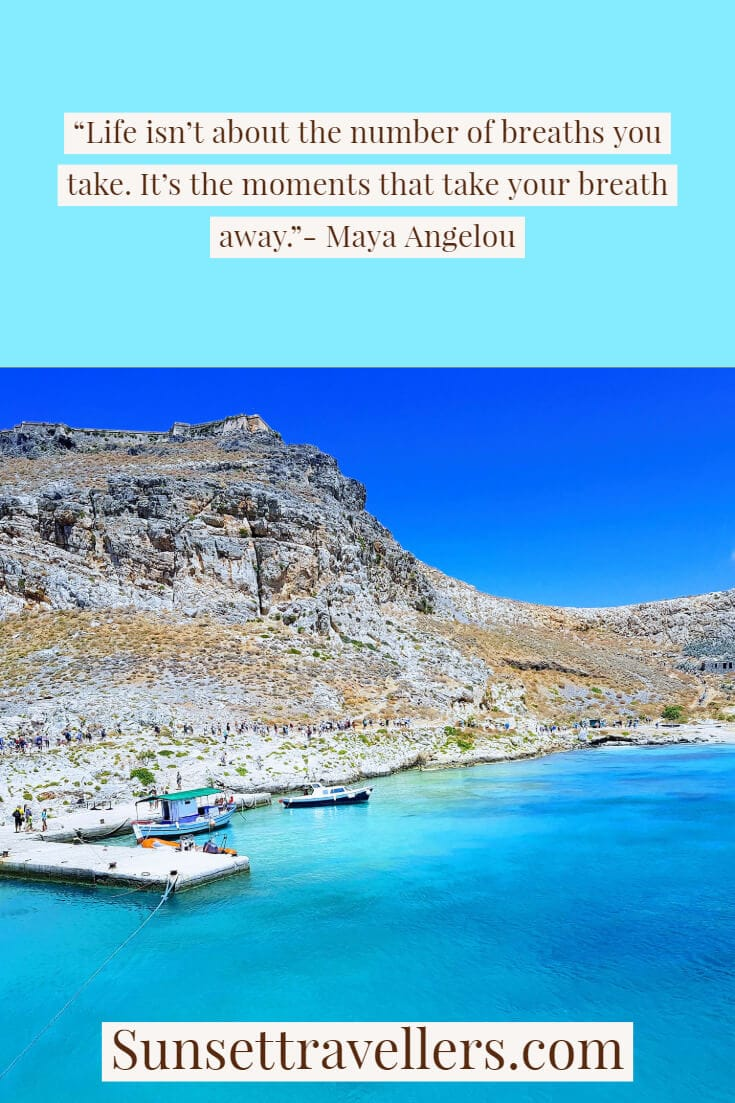 Travel quotes from over five years of travel. Including two working holiday visas and some incredible experiences.