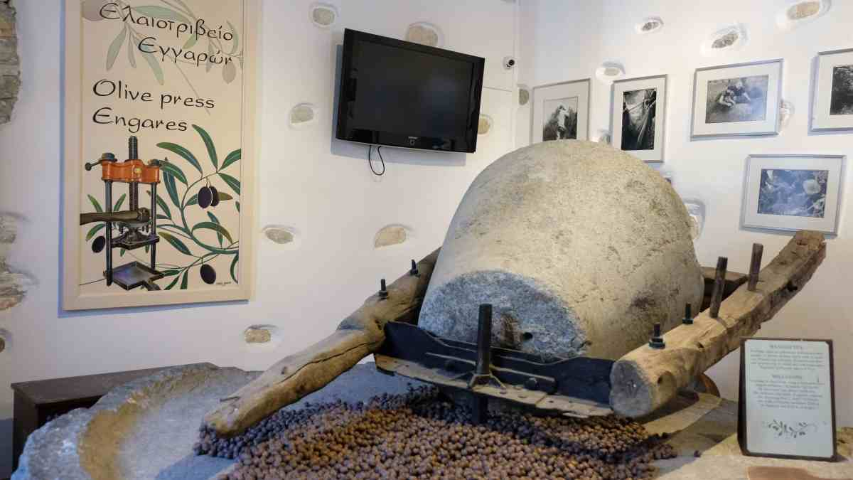 Things To Do In Naxos - 10 Amazing Places You Need To Explore - Engares Olive Museum