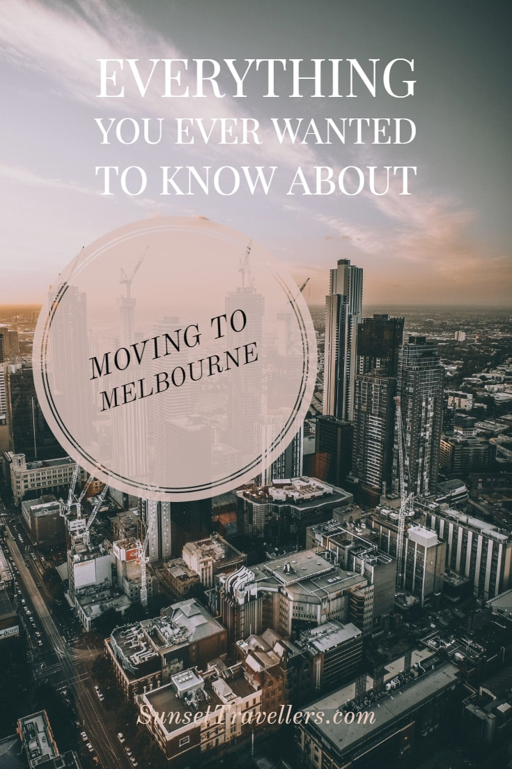 Moving to Melbourne? Everything you ever wanted to know about moving to Melbourne