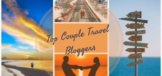Top couple travel blogs to follow in 2019