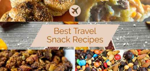 The best travel snacks for any trip