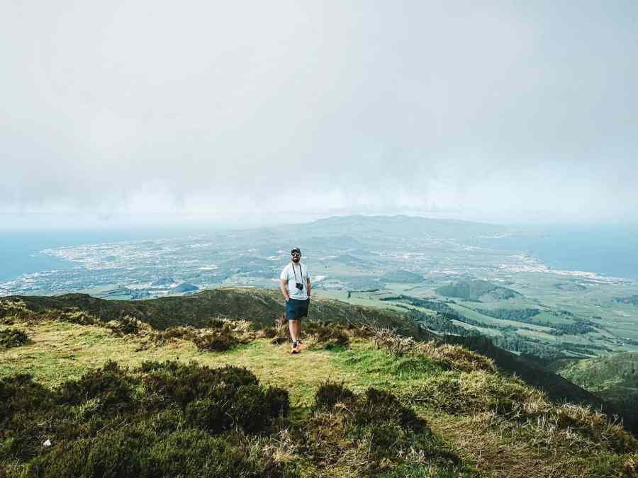 20 Unmissable Things To Do On São Miguel Island, Azores - Sao miguel Pico da Barossa