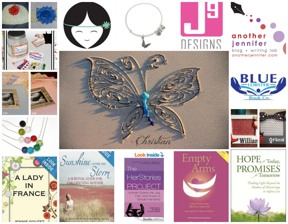 International Bereaved Mother's Day Giveaway
