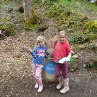 Easter Holiday Fun at Bolton Abbey.