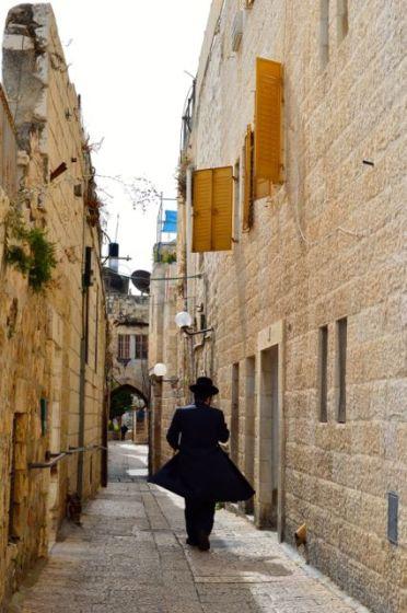 Old City street wanderings