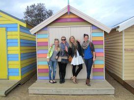 Melbourne fun with friends