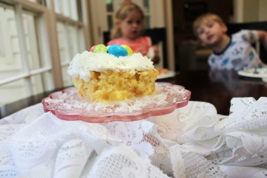 not my mother-in-laws coconut cake | sunshineandholly.com