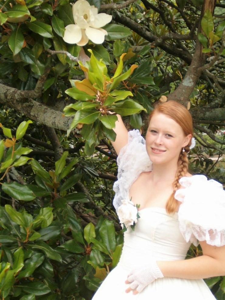southern belle plantation magnolia | sunshineandholly.com