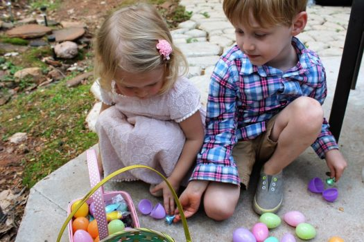 Easter Sunday | sunshineandholly.com