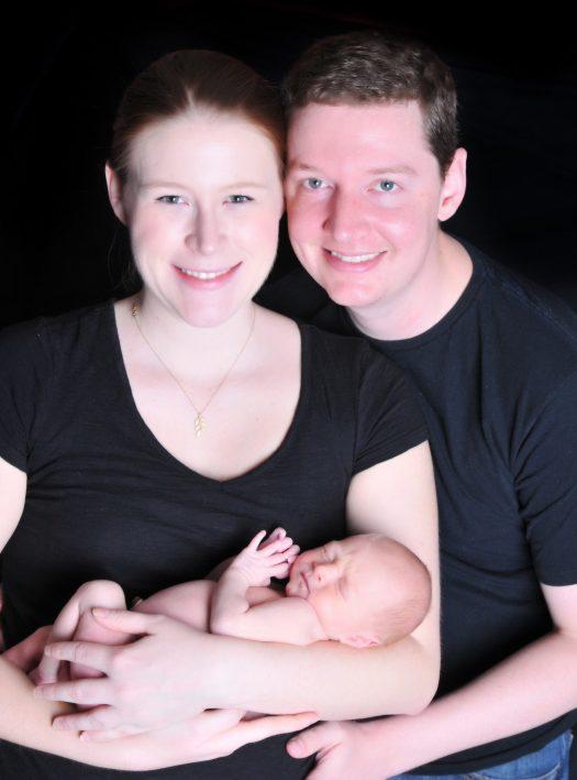 My Initiation into Motherhood | sunshineandholly.com