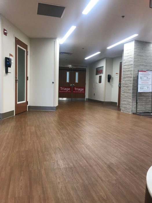Our Trip to the Emergency Room | sunshineandholly.com