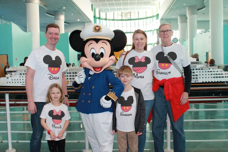 Disney Cruise Day 1 Recap and Video | sunshineandholly.com