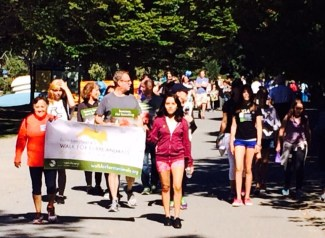 Seattle Walk for Farm Animals